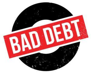 bad debt pre-employment screening