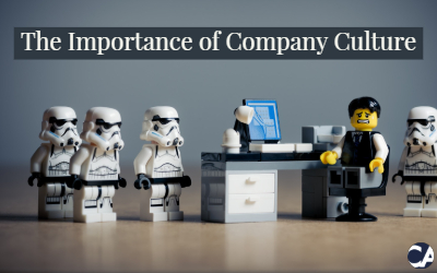 The Importance of Company Culture