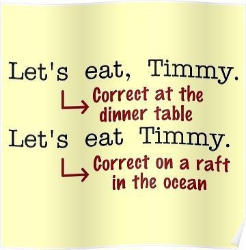 Let's eat Timmy
