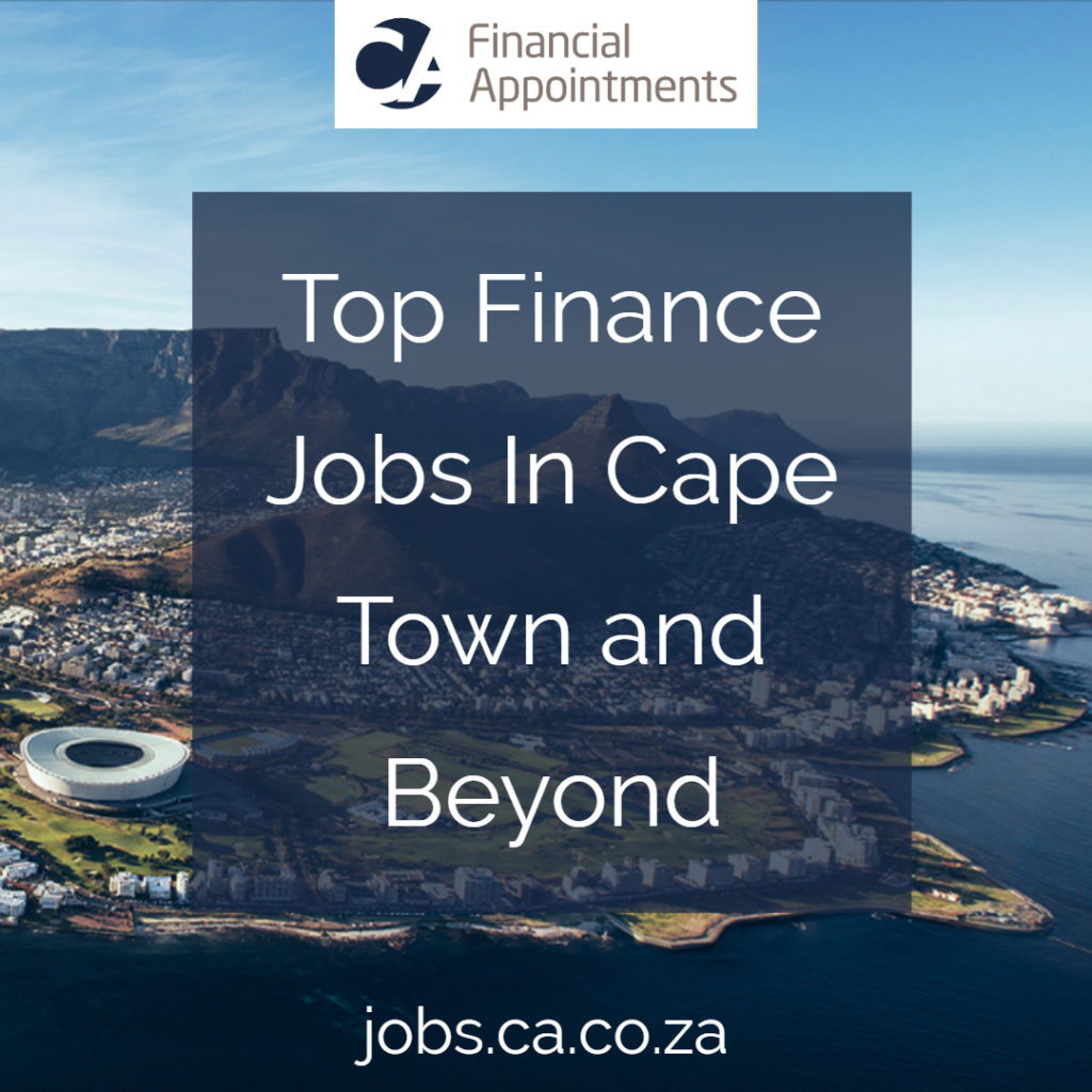 Top Finance Jobs Cape Town jobs.ca.co.za