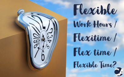 Flexible Work Hours / Flexitime /  Flex time / Flexible Time?