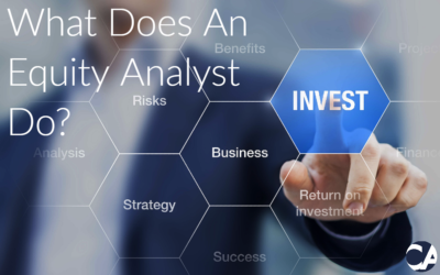 What Does An Equity Analyst Do?