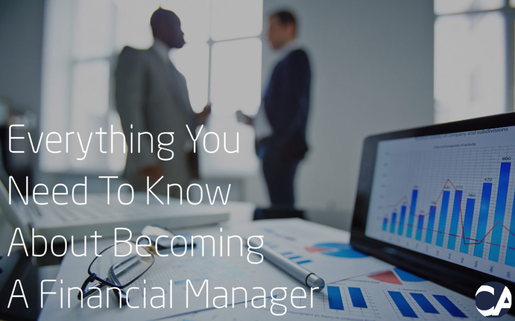 Everything You Need To Know About Becoming A Financial Manager - CA Financial Appointments